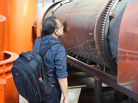 charcoal making machine Philippines